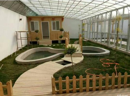 别墅庭院菜地规划